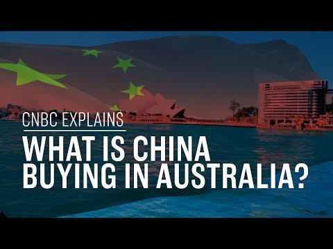 What is China buying in Australia? | CNBC Explains