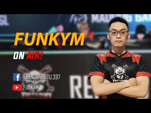 [Live] FunkyM - Hello ae