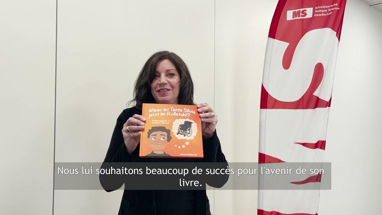 Patricia Monin à propos du prix de la SEP