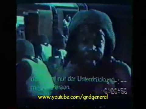 Peter Tosh - Interview, very rare footage (1980)