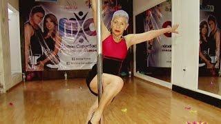 ¡Increíble! María tiene 78 años y es maestra al bailar e...