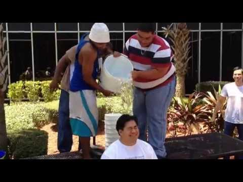 Sanford Brown College Orlando Ice Bucket Challenge