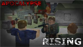 Roblox Apocalypse Rising (Season 2 - Part 33) - Commentary
