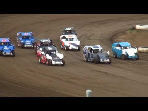 Indee Micro Mod Heats Independence Motor Speedway 8/4/18