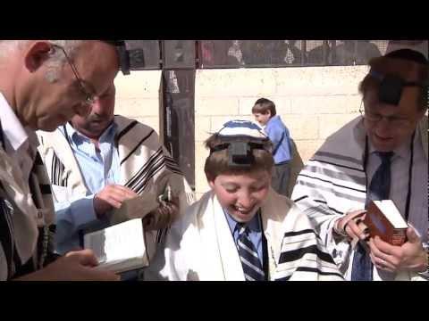 Highlights Of Alec's Bar Mitzvah - Jerusalem, Israel