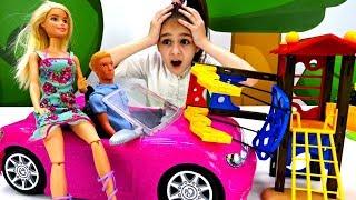 Мультики для девочек. Барби и Кен поссорились? Играем в куклы