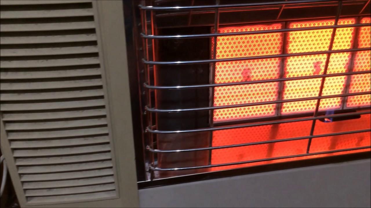 Pyrox Gas Heater