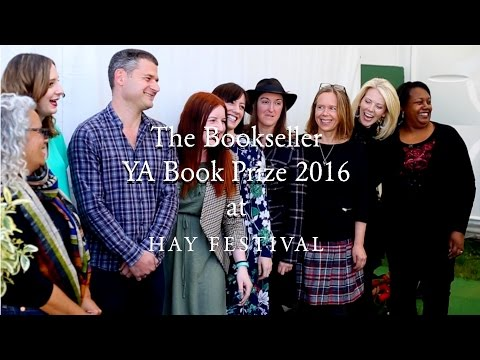 The Bookseller YA Book Prize Shortlist 2016