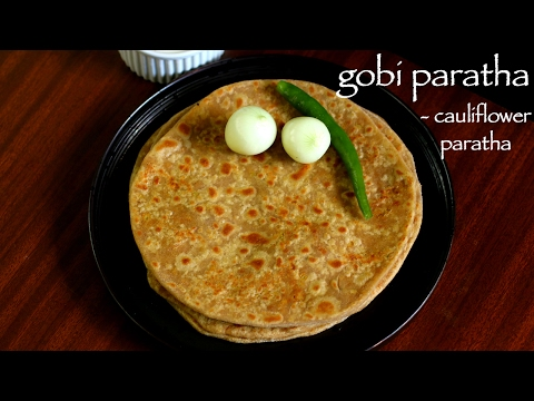 Gobi Paratha Recipe | Gobi Ka Paratha | Gobhi Paratha Recipe