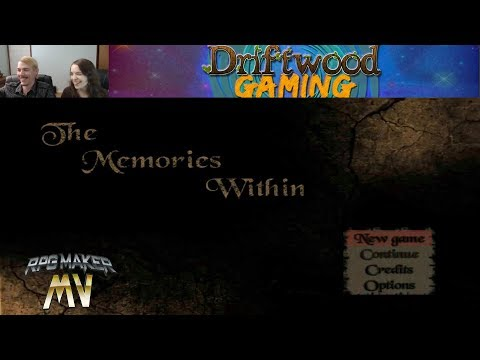 The Memories Within - First Impressions - RPG Maker MV