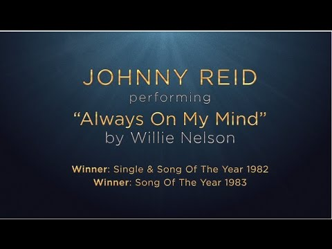 Johnny Reid – Always On My Mind (Forever Country Cover Series)