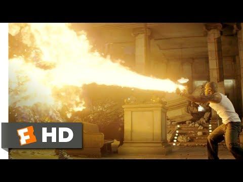 Suicide Squad (2016) - Diablo vs. Incubus Scene (7/8) | Movieclips