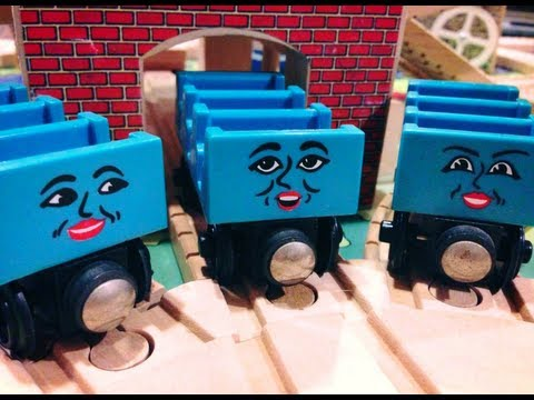 Ada Jane Mabel Review Thomas Wooden Railway Discussion 51