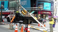 EJ Electric 42nd RAG Stop Light Times Square NYC pt.4/4