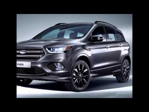 Новый Ford Kuga 2016 - 2017 модельного года