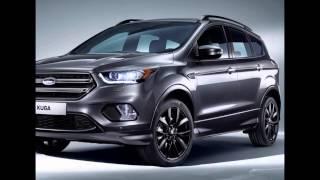 видео Новый Форд Куга 2016 - 2017 года. Комплектации, цены и фотографии
