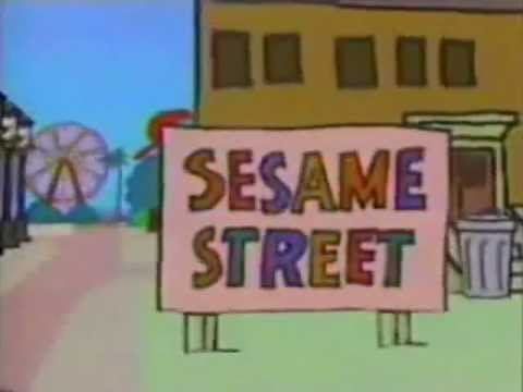 Coming Up Next on PTV - Sesame Street (Version 2)