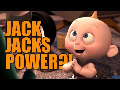 The Truth behind Jack Jack's Powers - Incredibles 2 - Pixar Fan Theory