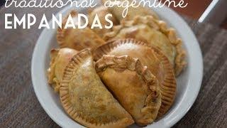 How To Make Empanadas - Empanadas Argentinas Tradicionales | Total Noms