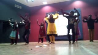 Dance By Sector 6 on track dupatta tera naurang da