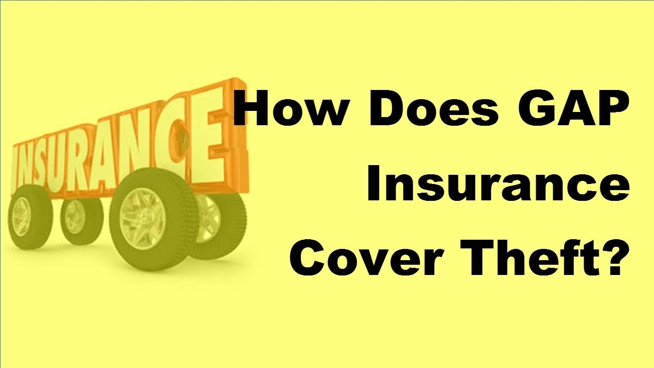 2017 GAP Insurance Basics | How Does GAP Insurance Cover ...