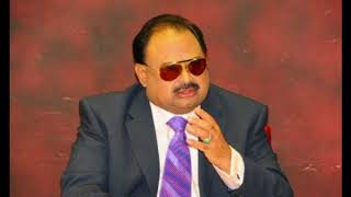 Audio message of QeT Altaf Hussain - 34th Foundation Day Program in Germany