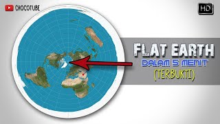 Flat Earth dalam 5 Menit - Wajib Nonton! (Episode 16)
