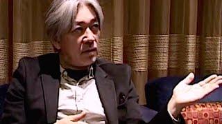 Ryuichi Sakamoto - 坂本龍一 さん interview
