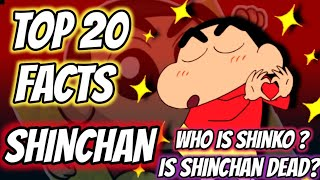 Hey guys, today in this video i will be telling you some unique facts about shin chan hindi. is no doubt one of the most famous cartoons anime i...