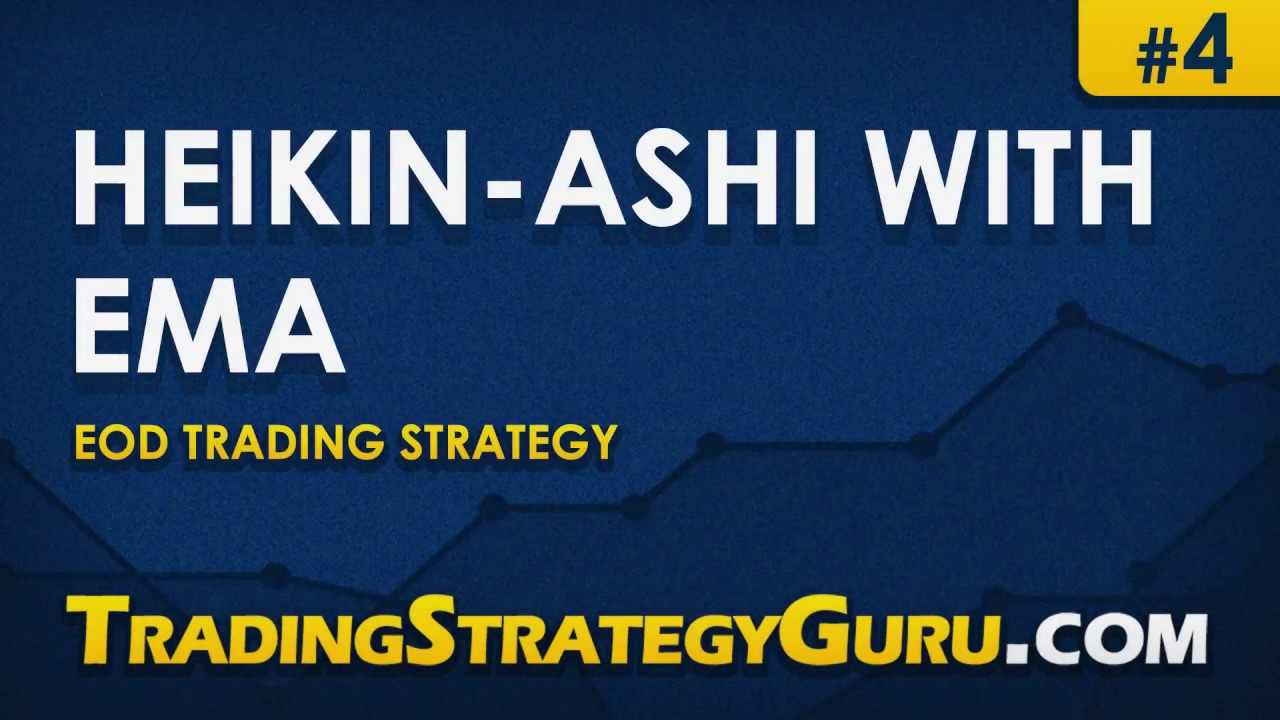 Repeat Heikin Ashi with EMA - Trading Strategy by