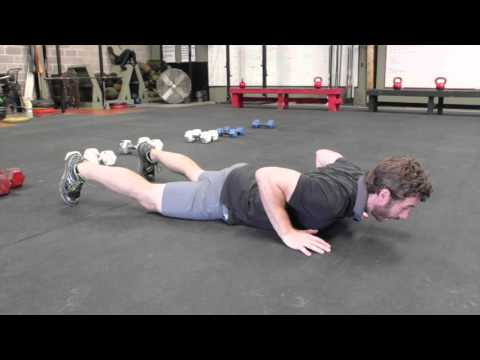 Facedown Back Extension