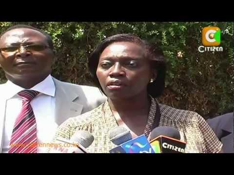 Politics: Karua-Saitoti-Raila