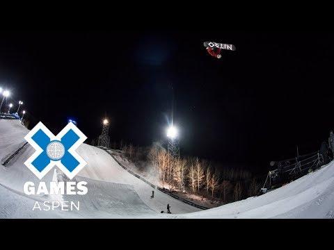 Men's Snowboard Big Air: FULL BROADCAST | X Games Aspen 2018