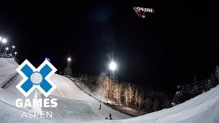 Men's Snowboard Big Air: FULL BROADCAST | X Games Aspen 2018