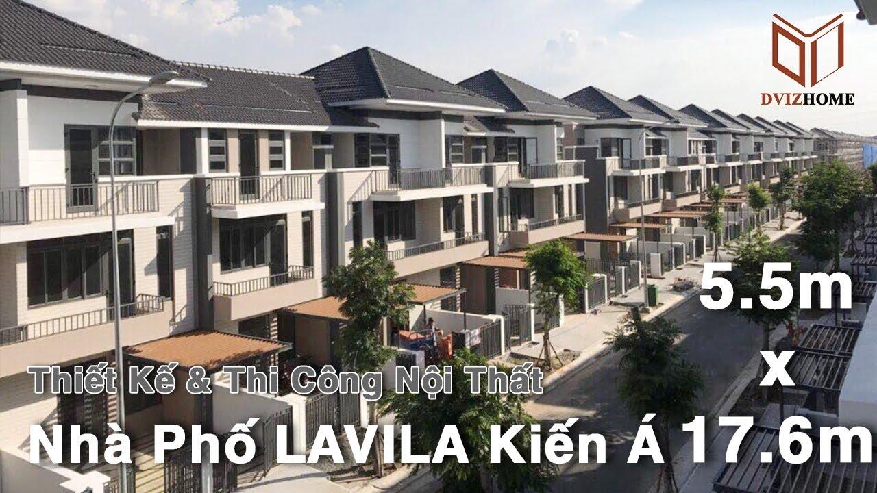 Nhà Phố LAVILA Kiến Á - MADE BY DVIZHOME
