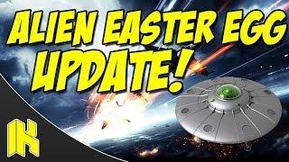 Alien Spaceship Easter Egg UPDATE! - BF4 Easter Egg Hunt!