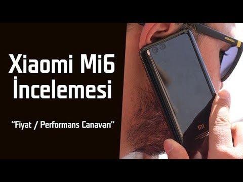 "Xiaomi Mi6 incelemesi ""Fiyat/performans telefonu"""