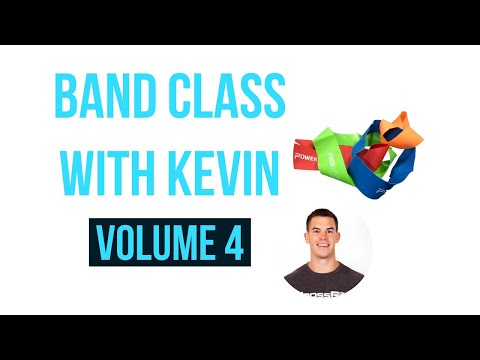 Band Workout With Kevin #4