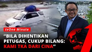 Download Pemudik Diduga Rela Terobos Sungai, Tokoh Muhammadiyah Angkat Bicara   tvOne Minute