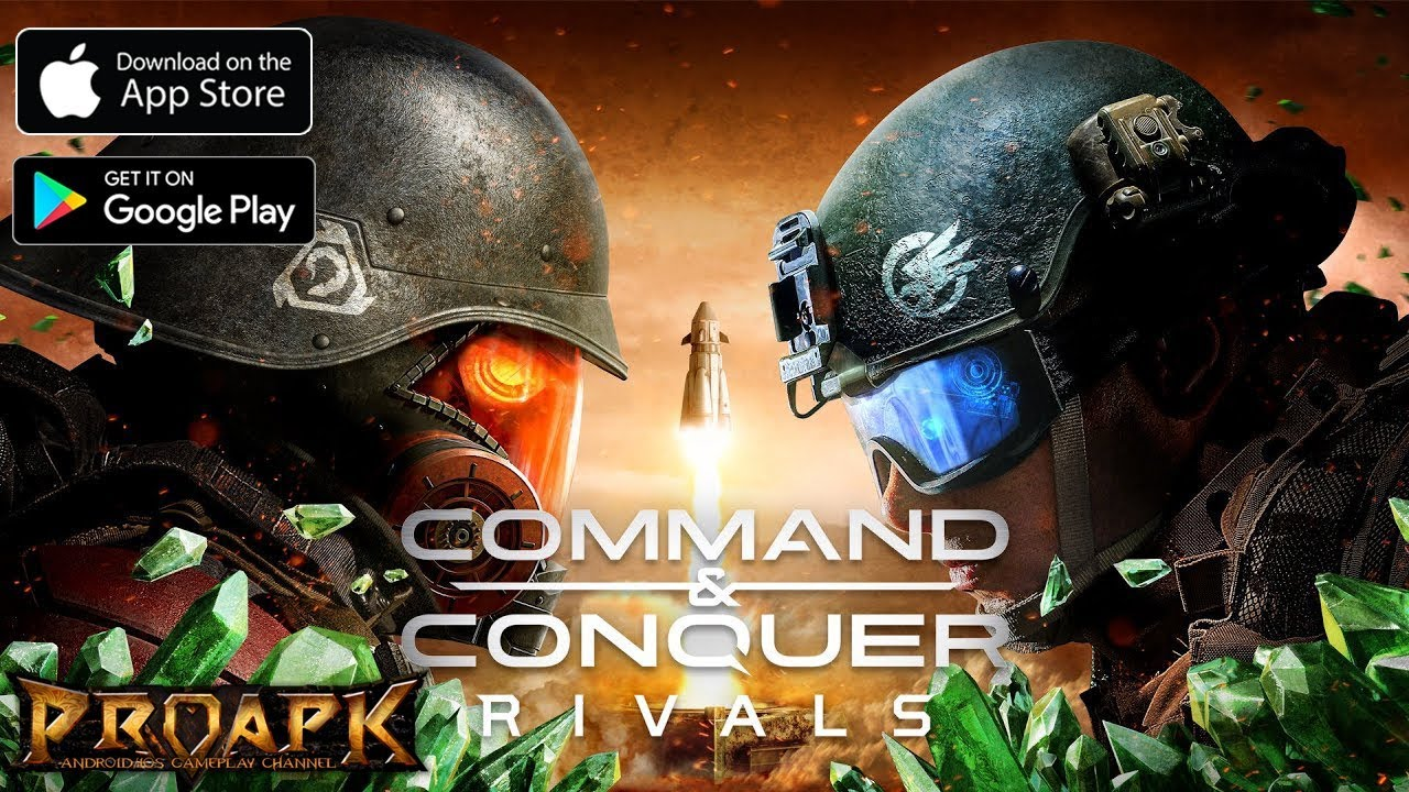 Command & conquer red alert 2 on android youtube.