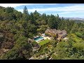 The Kent Woodland Estate in Kentfield, California