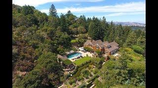 The Kent Woodland Estate in Kentfield, California