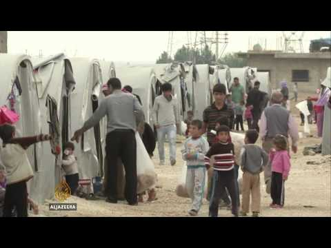UN launches huge humanitarian appeal for 2015