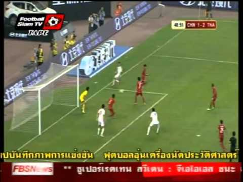2013/06/15 China PR 1-5 Thailand