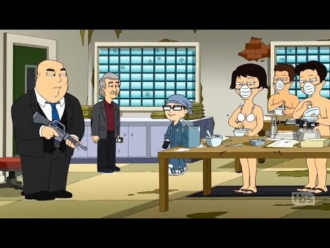 American Dad - Steve Becomes ''The Transporter''