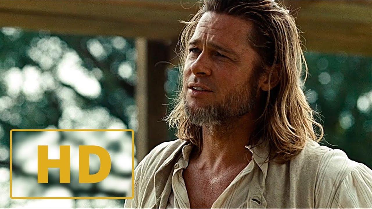 12 years a slave movie clip fight back hd 2013 brad