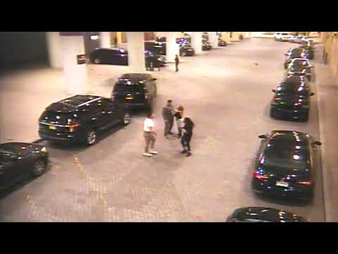 Security video of incident allegedly involving Atlantic City Mayor Frank Gilliam
