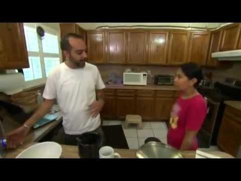 Come Dine With Me Canada Block 1 BBQ Week Raj, Ron, Kyla, Adam, April