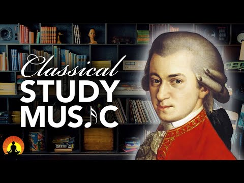 🔴 Study Music for Concentration 24/7, Classical Music, Instrumental Music, Work Music, Study, Focus