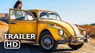 BUMBLEBEE Trailer TEASER (2018) John Cena Transformers Movie HD